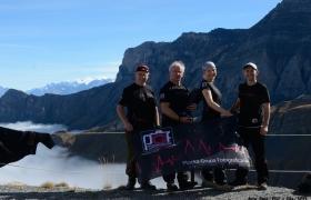 Plener Szwajcaria AXALP 2013