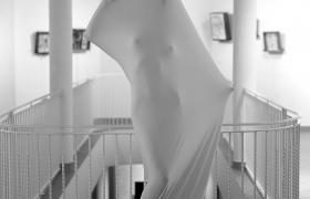 Statue of Libertine - Andżelika