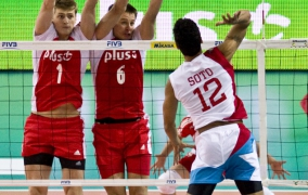 Liga Światowa 2011: Polska - Portoryko(2)