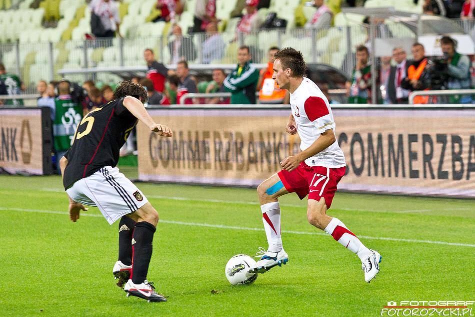 PGE Arena: Polska - Niemcy