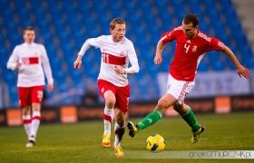 Polska-Węgry 2:1