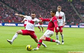 Stadion Narodowy: Polska - Portugalia