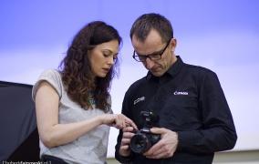 Warsztaty fotograficzne z Canon Polska