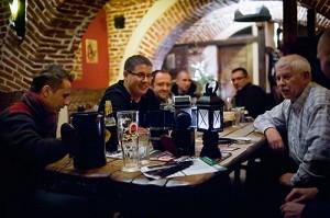 Styczniowe spotkanie Płockie Grupy Fotograficznej