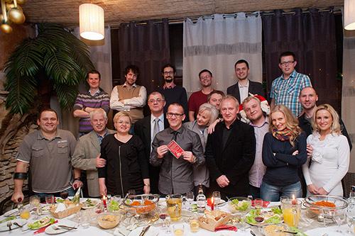Płocka Grupa Fotograficzna Wigilia 2011