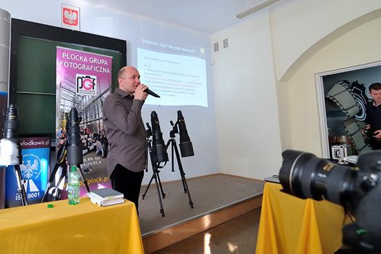 """""""Twoje zdjęcie. Twoje prawo. Spotkanie z prawem autorskim i własnością intelektualną"""" fot. Marek Jeznach"""