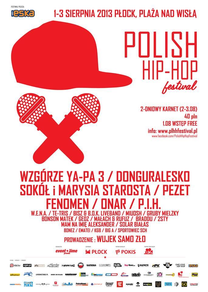 Polish Hip-Hop Festival Płock 2013