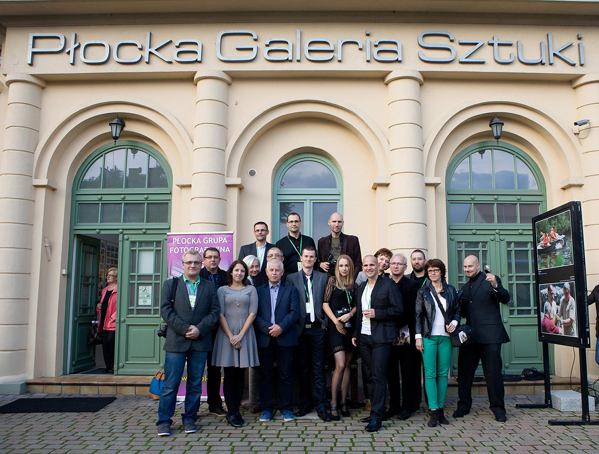 PGF wernisaż w Płockiej Galerii Sztuki