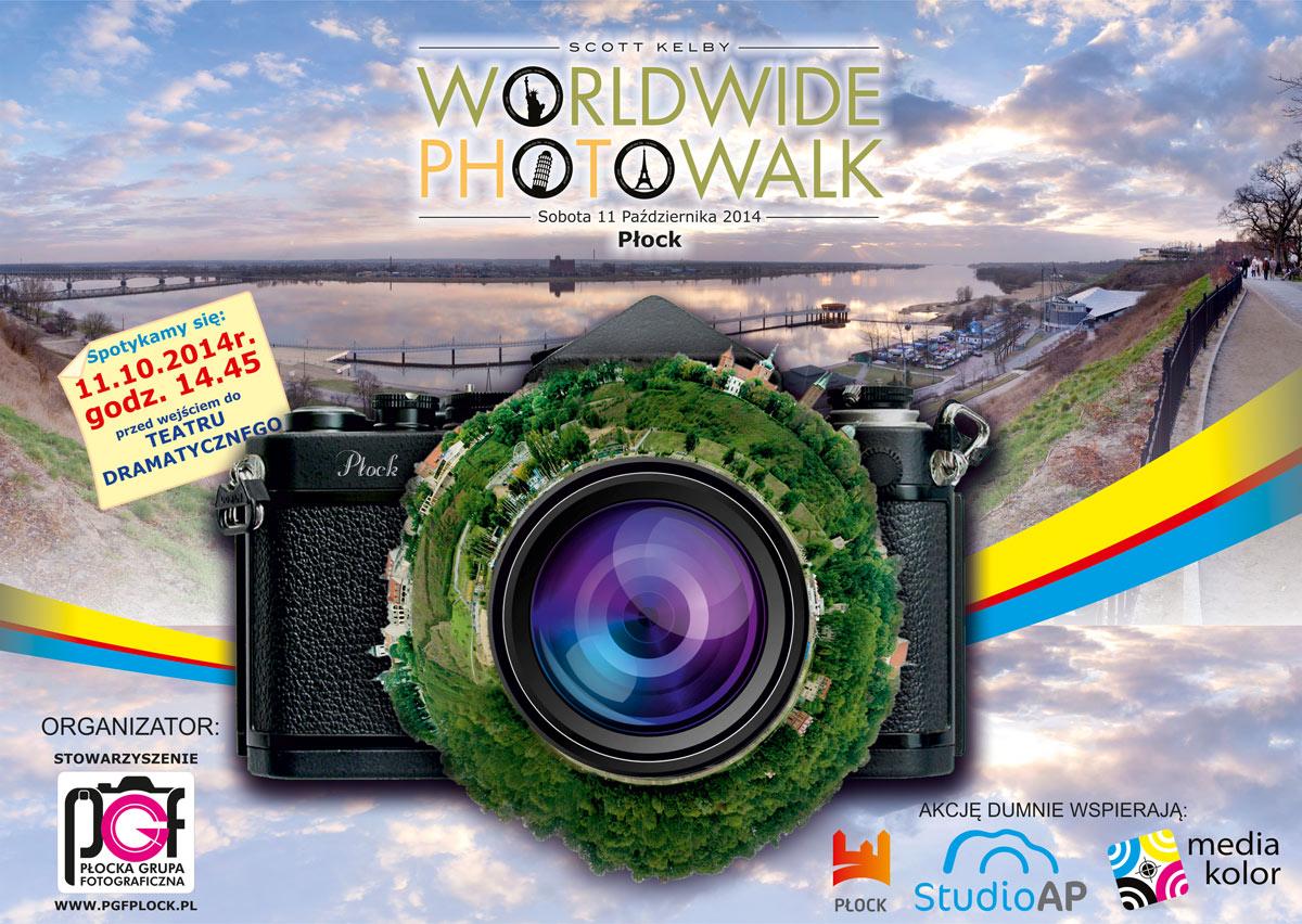 Worldwide Photo Walk Płock-międzynarodowe święto fotografii