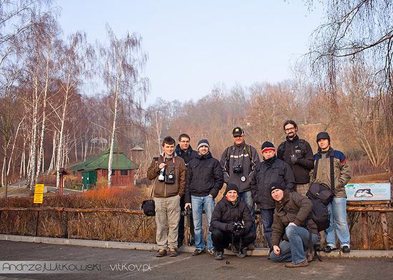 I Plener Noworoczny Płockiej Grupy Fotograficznej 01.01.2012r. godz 12.00