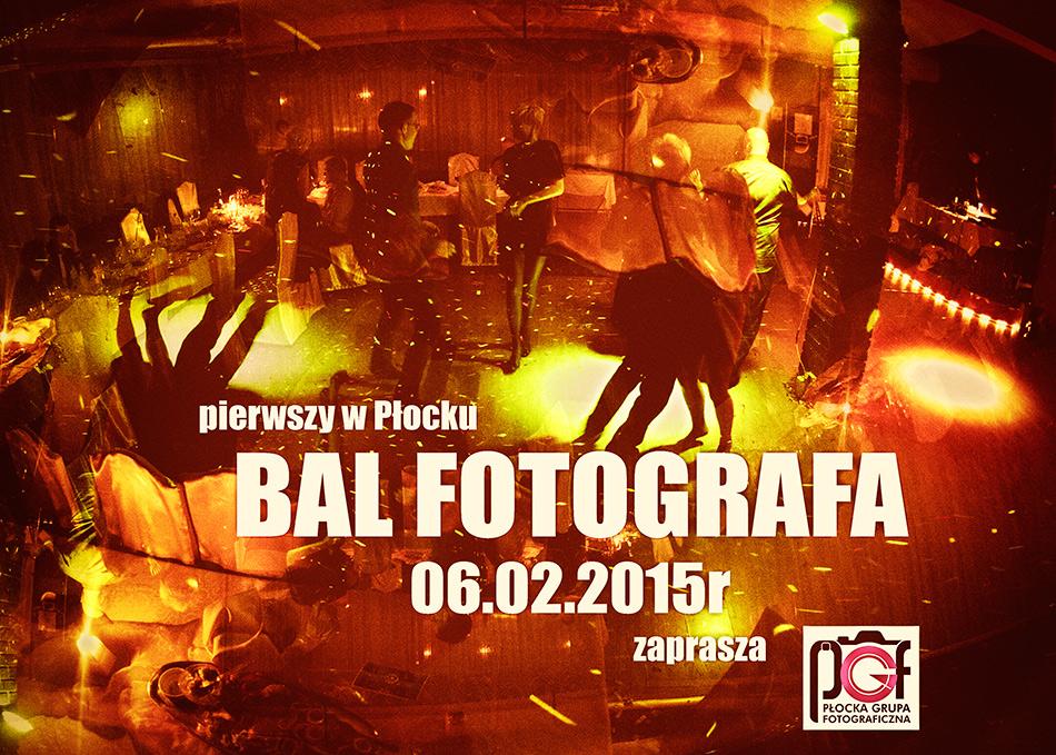 """Pierwszy w Płocku """"Bal Fotografa"""""""