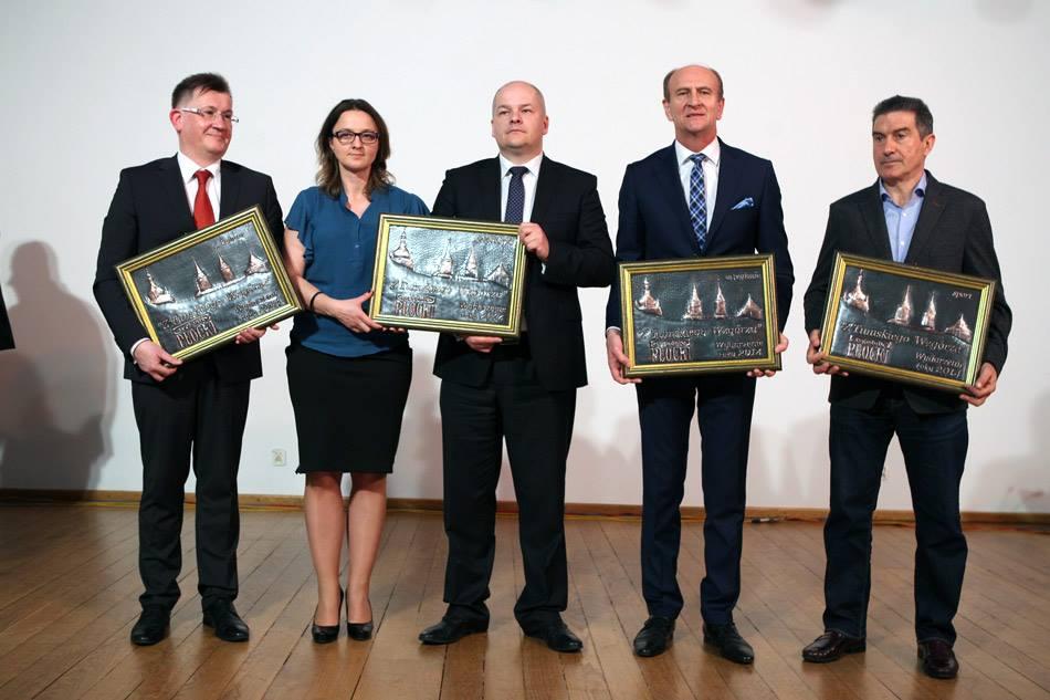Zwycięzcy Plebiscytu Z Tumskiego Wzgórza 2014 fot Dariusz Ossowski